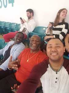 MICHAEL attended 2018 Capital One Orange Bowl - Oklahoma Sooners vs. Alabama Crimson Tide - College Football Playoffs Semifinal Game on Dec 29th 2018 via VetTix