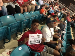 Kenneth attended 2018 Capital One Orange Bowl - Oklahoma Sooners vs. Alabama Crimson Tide - College Football Playoffs Semifinal Game on Dec 29th 2018 via VetTix
