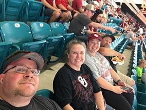 Rob attended 2018 Capital One Orange Bowl - Oklahoma Sooners vs. Alabama Crimson Tide - College Football Playoffs Semifinal Game on Dec 29th 2018 via VetTix