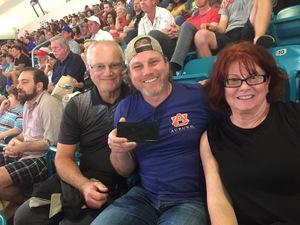 Jack attended 2018 Capital One Orange Bowl - Oklahoma Sooners vs. Alabama Crimson Tide - College Football Playoffs Semifinal Game on Dec 29th 2018 via VetTix