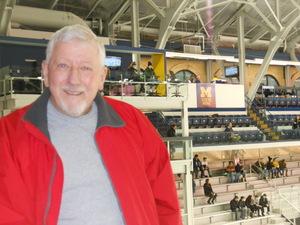 Kenneth attended University of Michigan Wolverines vs. Merrimack Warriors - NCAA Men's Hockey on Jan 8th 2019 via VetTix