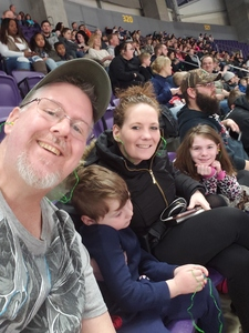 Mark attended Monster Jam - Motorsports/racing on Feb 16th 2019 via VetTix