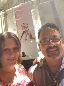 Stacey attended Carmen - Tracking Attendance - Presented by Ballet San Antonio on Feb 15th 2019 via VetTix