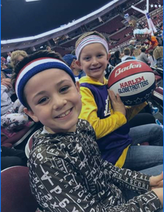 Marc attended Harlem Globetrotters on Dec 30th 2018 via VetTix