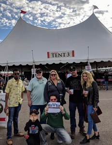 Stacy attended 2019 Barrett Jackson - 1 Ticket is Good for 2 People - Family Value Day (kids 12 and Under Are Free) on Jan 12th 2019 via VetTix