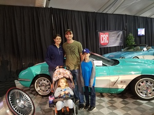 Troy attended 2019 Barrett Jackson - 1 Ticket is Good for 2 People - Family Value Day (kids 12 and Under Are Free) on Jan 12th 2019 via VetTix