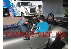 Ryan attended 2019 Barrett Jackson - 1 Ticket is Good for 2 People - Family Value Day (kids 12 and Under Are Free) on Jan 12th 2019 via VetTix