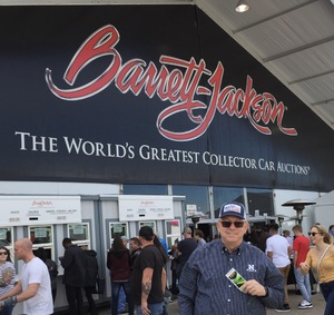 Michael attended 2019 Barrett Jackson - 1 Ticket is Good for 2 People - Family Value Day (kids 12 and Under Are Free) on Jan 12th 2019 via VetTix