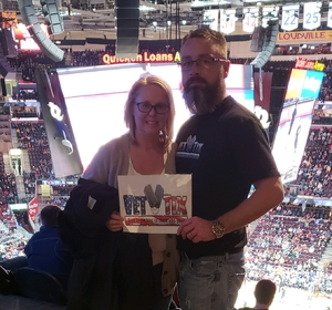 David attended Cleveland Cavaliers vs. New Orleans Pelicans - NBA on Jan 5th 2019 via VetTix