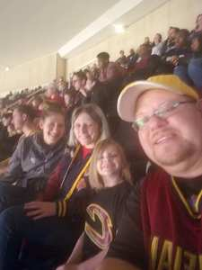 Tom attended Cleveland Cavaliers vs. New Orleans Pelicans - NBA on Jan 5th 2019 via VetTix