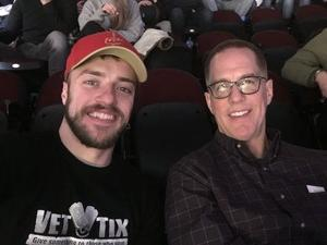 Greg attended Cleveland Cavaliers vs. Indiana Pacers - NBA on Jan 8th 2019 via VetTix