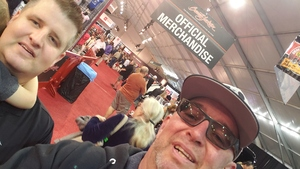 Todd attended 2019 Barrett Jackson - Collector Car Auction - 1 Ticket is Good for 2 People on Jan 14th 2019 via VetTix