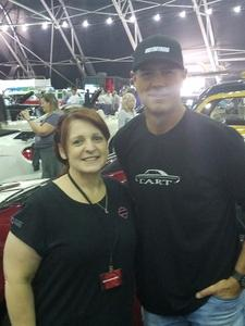Shawn attended 2019 Barrett Jackson - Collector Car Auction - 1 Ticket is Good for 2 People on Jan 14th 2019 via VetTix