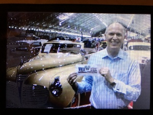 Jeff of Scottsdale attended 2019 Barrett Jackson - Collector Car Auction - 1 Ticket is Good for 2 People on Jan 14th 2019 via VetTix
