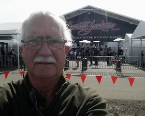 Ken attended 2019 Barrett Jackson - Collector Car Auction - 1 Ticket is Good for 2 People on Jan 14th 2019 via VetTix