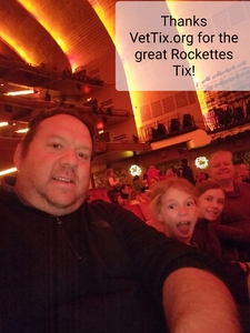 Mark attended Christmas Spectacular Starring the Radio City Rockettes - 2pm Afternoon on Dec 31st 2018 via VetTix