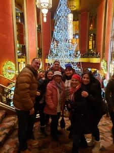 Alexander attended Christmas Spectacular Starring the Radio City Rockettes - 2pm Afternoon on Dec 31st 2018 via VetTix