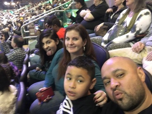 Guillermo attended PBR - Unleash the Beast on Jan 4th 2019 via VetTix