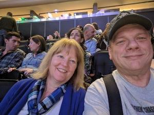 John attended PBR - Unleash the Beast on Jan 4th 2019 via VetTix