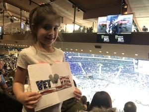 Leyla attended PBR - Unleash the Beast on Jan 4th 2019 via VetTix