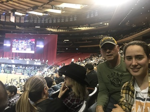 Anthony attended PBR - Unleash the Beast on Jan 4th 2019 via VetTix