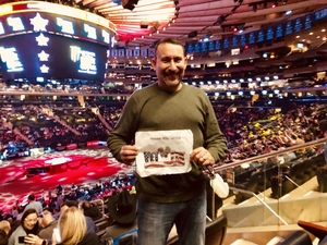Marc attended PBR - Unleash the Beast on Jan 4th 2019 via VetTix