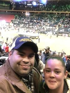 Matthew attended PBR - Unleash the Beast - Sunday Performance on Jan 6th 2019 via VetTix