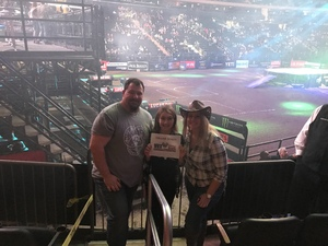 Kyle attended PBR - Unleash the Beast - Sunday Performance on Jan 6th 2019 via VetTix