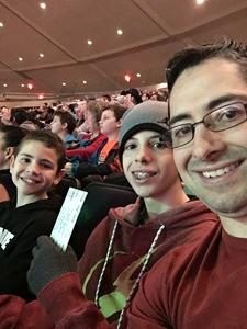 Joshua attended PBR - Unleash the Beast - Sunday Performance on Jan 6th 2019 via VetTix
