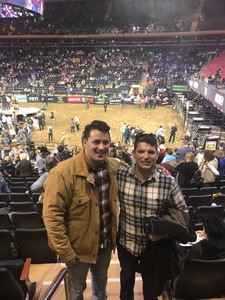 Kenneth attended PBR - Unleash the Beast - Sunday Performance on Jan 6th 2019 via VetTix