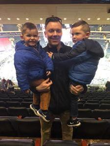 ryan attended PBR - Unleash the Beast - Sunday Performance on Jan 6th 2019 via VetTix
