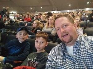 Brian attended PBR - Unleash the Beast - Sunday Performance on Jan 6th 2019 via VetTix