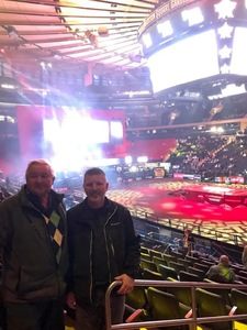 Luc attended PBR - Unleash the Beast - Sunday Performance on Jan 6th 2019 via VetTix