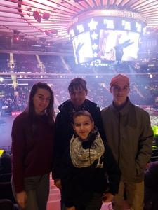 Jo attended PBR - Unleash the Beast - Sunday Performance on Jan 6th 2019 via VetTix