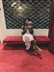 Copeland attended Ode to Joy on Jan 5th 2019 via VetTix