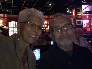 Diane attended Brad Garrett's Comedy - Headliner Sam Fedele - Sunday Show 21+ on Jan 6th 2019 via VetTix