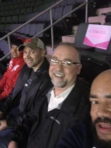 Randy attended Iowa Wolves vs. Austin Spurs - NBA G - League Basketball on Jan 19th 2019 via VetTix