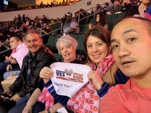 Jim attended Iowa Wolves vs. Austin Spurs - NBA G - League Basketball on Jan 19th 2019 via VetTix