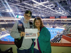 Michael W. attended Kansas City Comets vs. Florida Tropics - Major Arena Soccer League on Jan 6th 2019 via VetTix