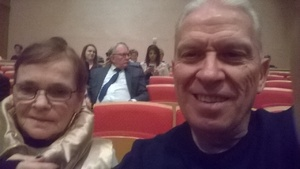 Richard attended Phoenix Symphony - a Mozart Celebration on Jan 5th 2019 via VetTix