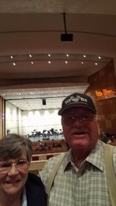 Edward attended Phoenix Symphony - a Mozart Celebration - 2 PM Matinee on Jan 6th 2019 via VetTix