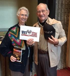 Muriel attended Phoenix Symphony - a Mozart Celebration - 2 PM Matinee on Jan 6th 2019 via VetTix