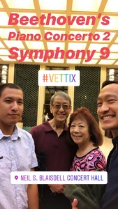 Brian attended Hawaii Symphony Orchestra - Ode to Joy on Jan 5th 2019 via VetTix
