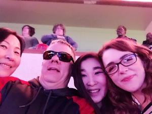 Michael attended Kansas City Mavericks - Minor League on Jan 5th 2019 via VetTix