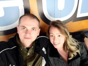 john attended Kansas City Mavericks - Minor League on Jan 4th 2019 via VetTix