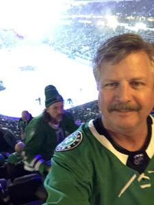 Chris attended Dallas Stars vs. New Jersey Devils - NHL on Jan 2nd 2019 via VetTix