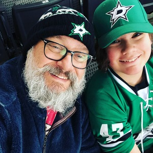 ben attended Dallas Stars vs. New Jersey Devils - NHL on Jan 2nd 2019 via VetTix