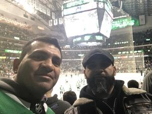 Darren attended Dallas Stars vs. New Jersey Devils - NHL on Jan 2nd 2019 via VetTix