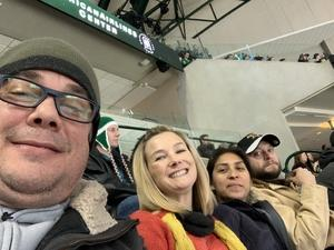 J Toombs attended Dallas Stars vs. New Jersey Devils - NHL on Jan 2nd 2019 via VetTix