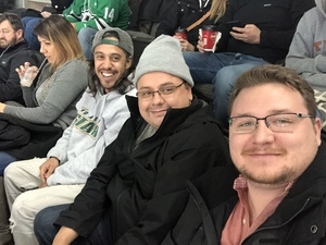 Desi attended Dallas Stars vs. New Jersey Devils - NHL on Jan 2nd 2019 via VetTix